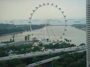 Singapore Flyer image 1